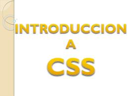 CSS - johnorellana.com