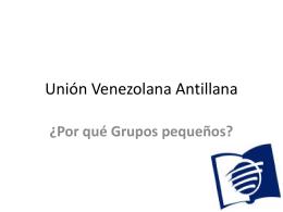 Descargar - Unión Venezolana Occidental