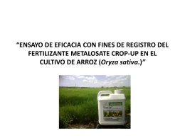 metalosate crop-up