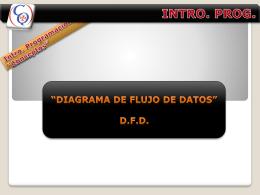 3.- Introducción a DFD