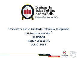 Presentación 5 EISACH V3 FINAL - Instituto de Salud Publica de la