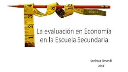 Evaluación - CIIE-R10