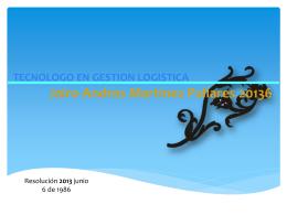 Diapositiva 1 - truelogistics2010