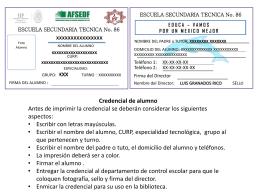 ESCUELA SECUNDARIA TECNICA No. 86