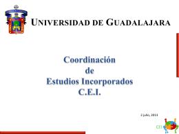 RESULTADOS - Universidad de Guadalajara