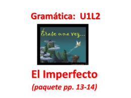 Gramática: U1L2