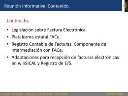 Administración Electrónica Vicente García