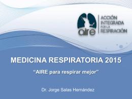 Dr. Jorge Salas Hernández