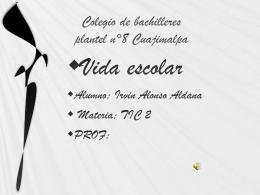 Colegio de bachilleres plantel n°8 Cuajimalpa - wiki-wiki-del-rap