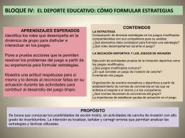 Organización - educacionfisicasec50