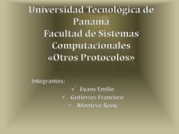 Otros Protocolos