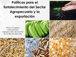 Diapositiva 1 - Superintendencia de Control del Poder de Mercado