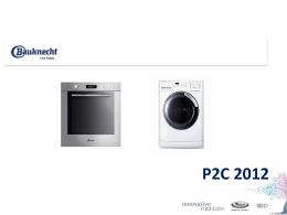 Gama Bauknecht 2012 – P2C
