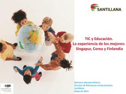 Mariano Jabonero – TIC y Educación