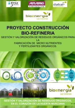 Bioenergía Las Colonias SL