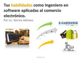 Presentación - Ingeniero en Software de ITSON Unidad Guaymas