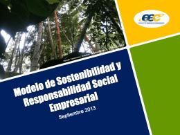 Política de responsabilidad social