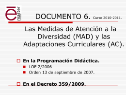 DOCUMENTO 6. MAD Y AC 2010