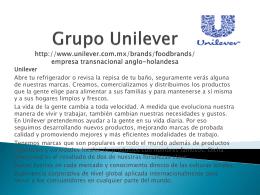 Grupo Unilever