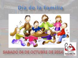 PPT dia de la familia 2014