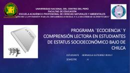 BERNAOLA GUTIERREZ, Irvin - Facultad de Educación