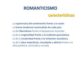romant-presentacioÌ n