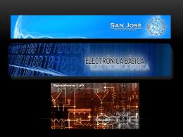 electronica - Laboratori