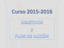 Curso 2015-2016 - CEIP Hernan Cortes
