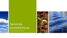 5 Servicios ecosistémicos