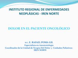 Diapositiva 1 - CMP - Consejo Regional I