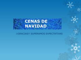 Diciembre 24 Info Cenas