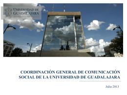 Coordinacion General de Comunicacion Social