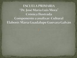 crónica ilustrada