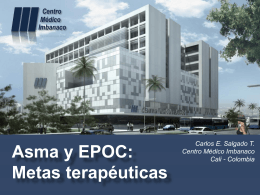 EPOC y Calidad de Vida - Dr Carlos E. Salgado t.