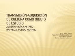 PPT Lectura 6 - FCCE Jose Claudio