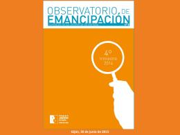 Observatorio Emancipación CJE