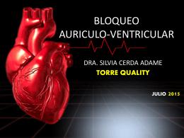 bloqueo auriculo-ventricular - Hospital Cardiológica Aguascalientes