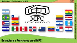 Estructura y Funciones en el MFC