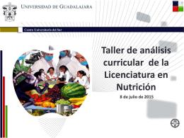 Presentación de PowerPoint - Centro Universitario del Sur