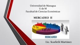 Universidad de Managua Mercado II