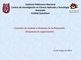 Presentación Comisión de Planeación (última versión)