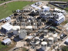 Diapositiva 1 - Centro de Estudiantes de Ciencias Económicas