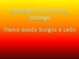 Geología en el Camino - IES Jaime Gil de Biedma