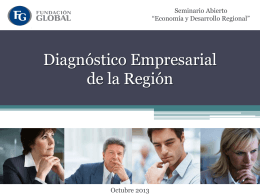 Diapositiva 1 - Fundación Global