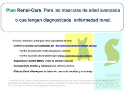 Diapositiva 1 - Centro Veterinario La Granja