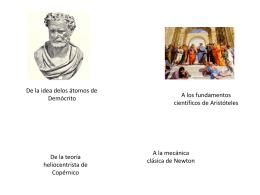 Presentación de PowerPoint - primeras ideas acerca de la