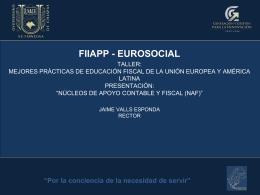 México: Núcleos de Apoyo Contable y Fiscal (NAF)