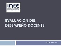 INEE - Sindicato Único de Trabajadores del CETI