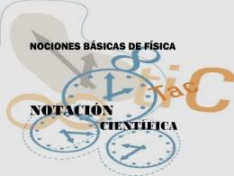 NOTACIO CIENT