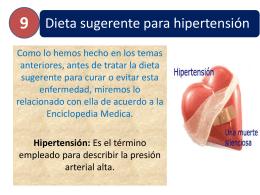 344TEMAS DE SALUD 9 HIPERTENSOS